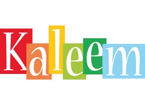 Kaleem colors logo