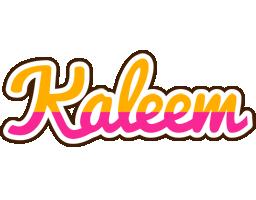 Kaleem smoothie logo