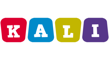 Kali kiddo logo