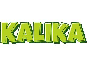 Kalika summer logo