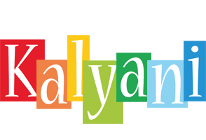 Kalyani colors logo
