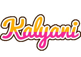 Kalyani smoothie logo