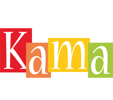 Kama colors logo