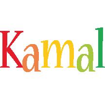 Kamal birthday logo