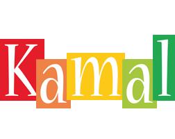 Kamal colors logo