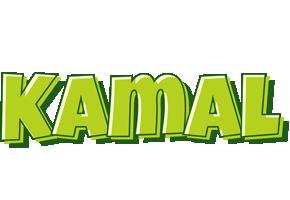 Kamal summer logo