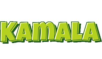 Kamala summer logo