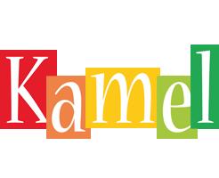 Kamel colors logo
