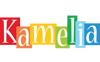 Kamelia colors logo