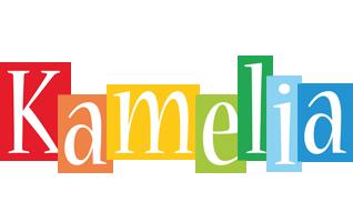 Kamelia colors logo