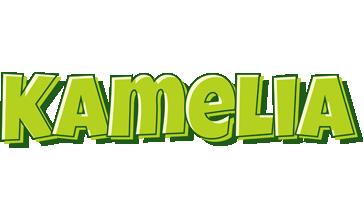 Kamelia summer logo