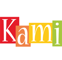 Kami colors logo