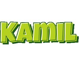 Kamil summer logo