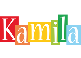 Kamila colors logo