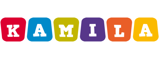 Kamila kiddo logo