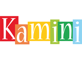 Kamini colors logo