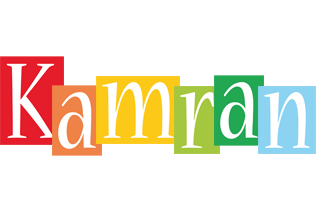 Kamran colors logo
