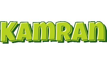 Kamran summer logo