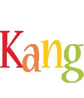 Kang birthday logo