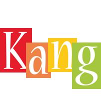 Kang colors logo