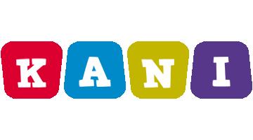 Kani kiddo logo
