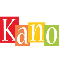 Kano colors logo