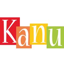 Kanu colors logo