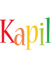 Kapil birthday logo