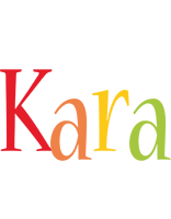 Kara birthday logo
