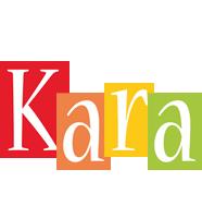 Kara colors logo