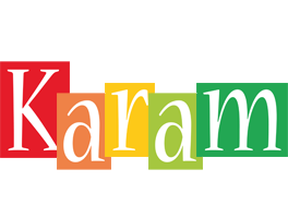 Karam colors logo