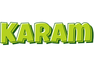 Karam summer logo
