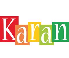Karan colors logo