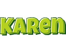 Karen summer logo