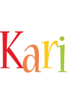 Kari birthday logo
