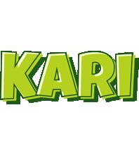 Kari summer logo