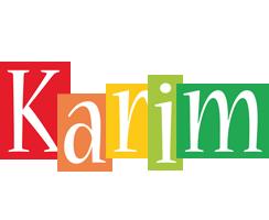 Karim colors logo