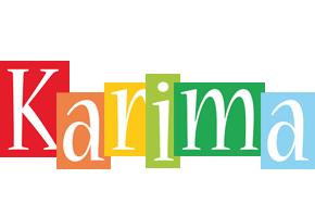 Karima colors logo