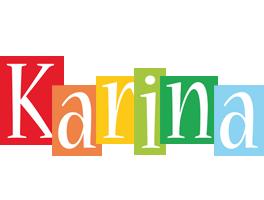 Karina colors logo