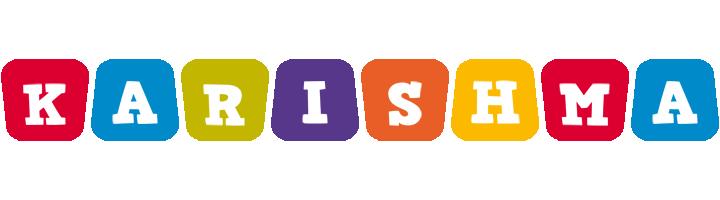 Karishma kiddo logo