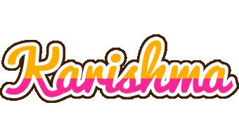 Karishma smoothie logo
