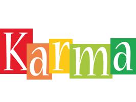 Karma colors logo