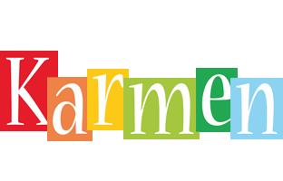 Karmen colors logo