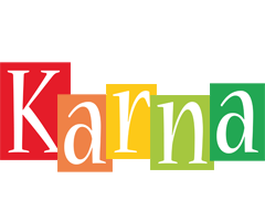 Karna colors logo