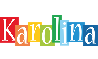Karolina colors logo