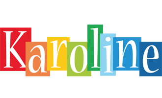 Karoline colors logo