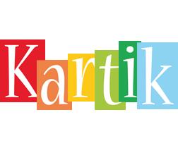 Kartik colors logo