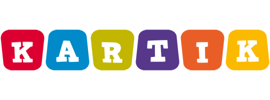 Kartik kiddo logo