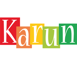 Karun colors logo
