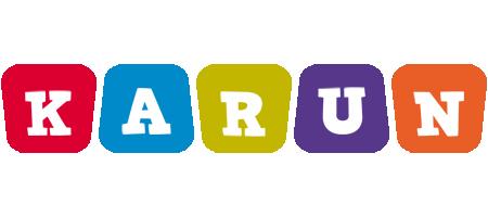 Karun kiddo logo